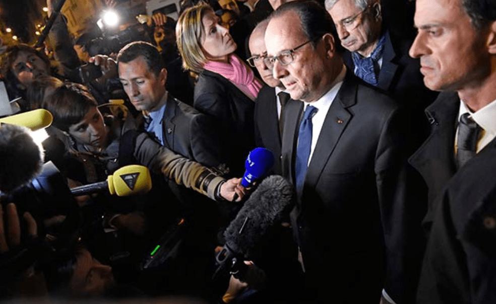 Франция прекращает действия Шенгена