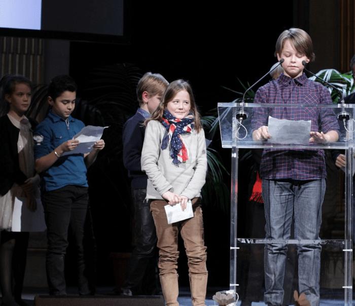 Награждение победителей фестиваля «Le Temps Presse»/«Время давит»