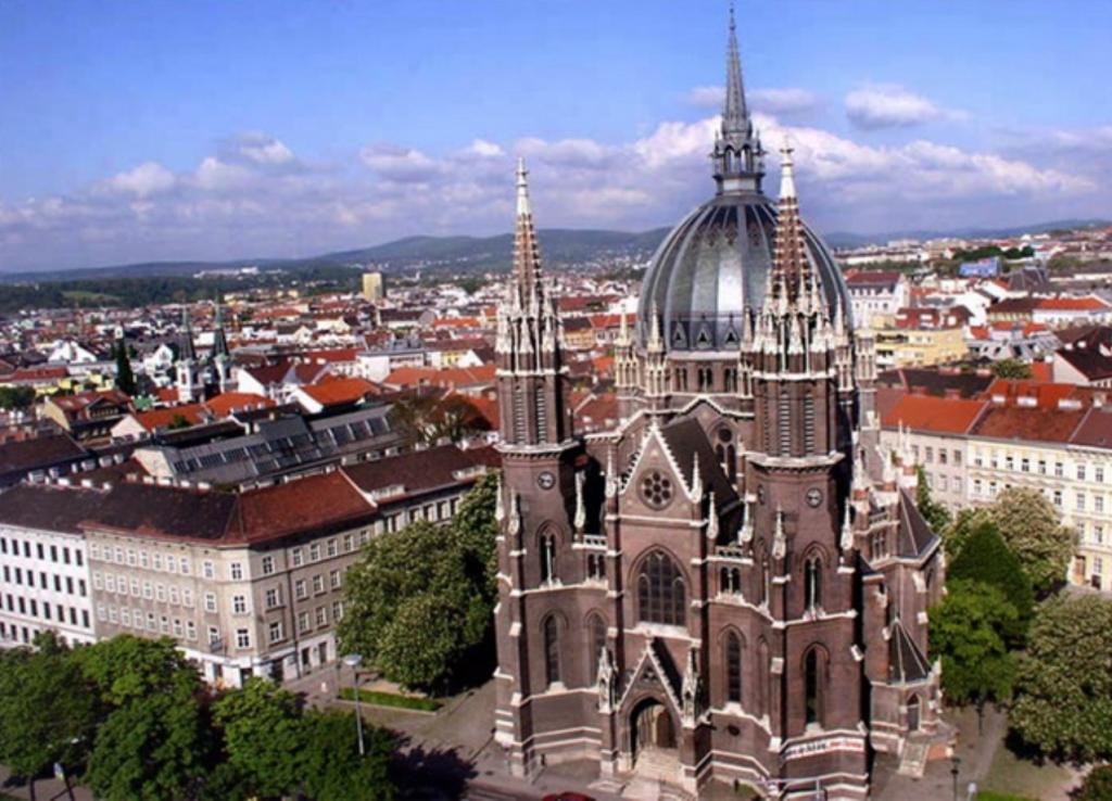 Вена - серебряный призер в рейтинге лучших городов