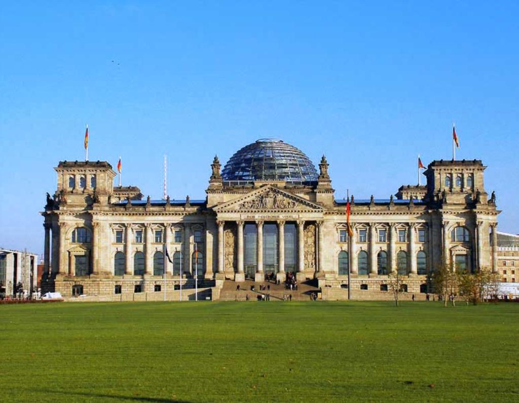 Берлин на третьем месте в рейтинге лучших городов