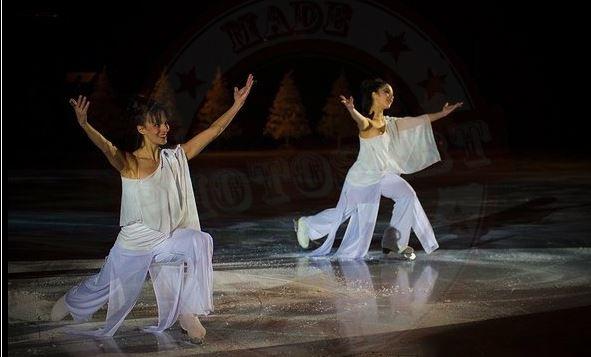 Спектакль на льду от Patin'Air