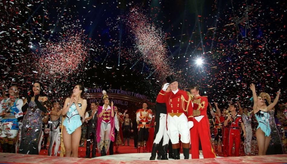 Цирковой фестиваль в Шапито Фонвьей