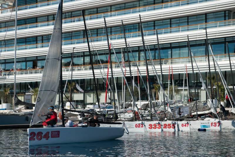 Яхты на Primo Cup 2016