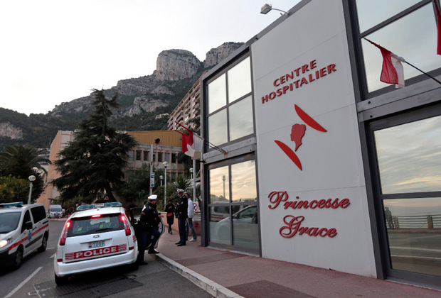 Госпиталь Грейс в Монако
