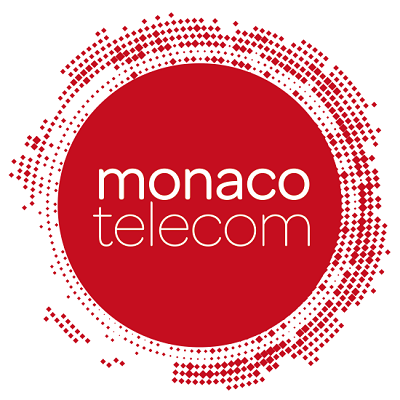 Логотип Монако Телеком