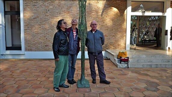 Выставка от фонда Maeght «Трое в лодке»
