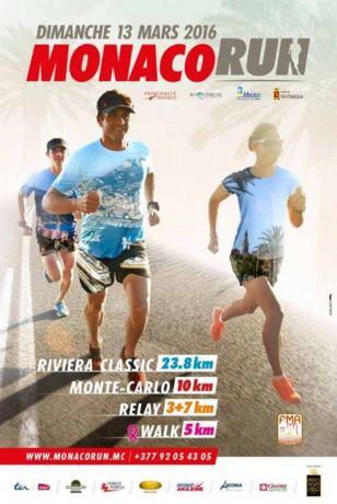 Monaco Run 2016